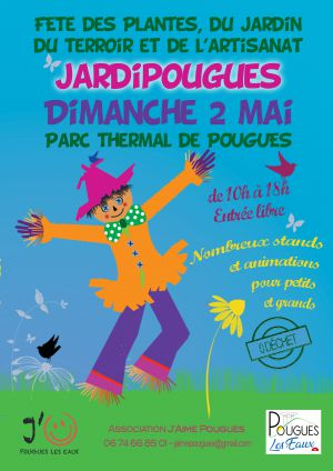 Jardipougues 2021