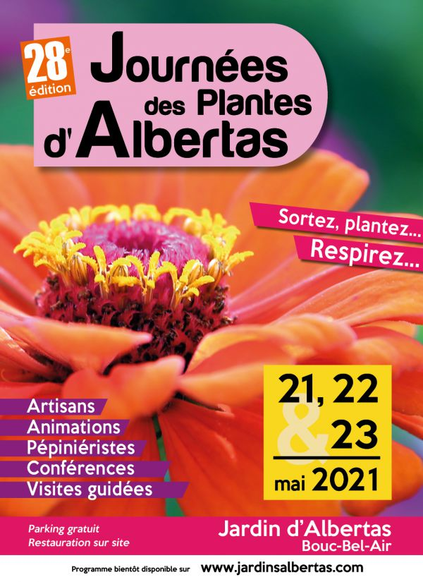 Journées des Plantes d'Albertas
