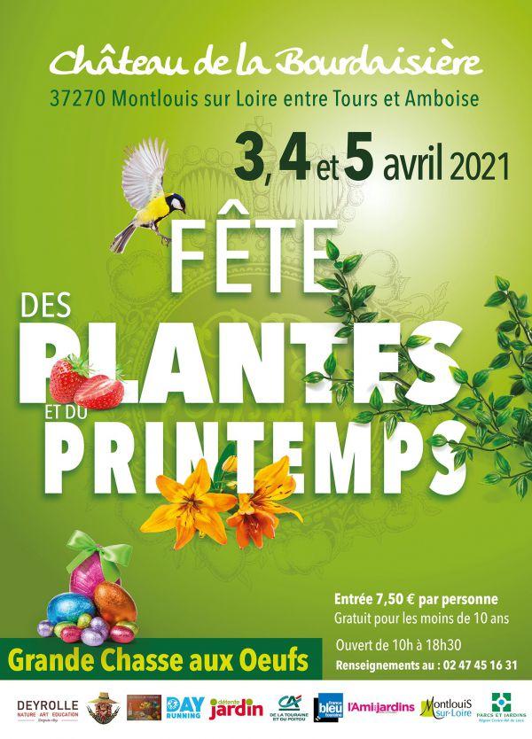 Fête des Plantes et du Printemps