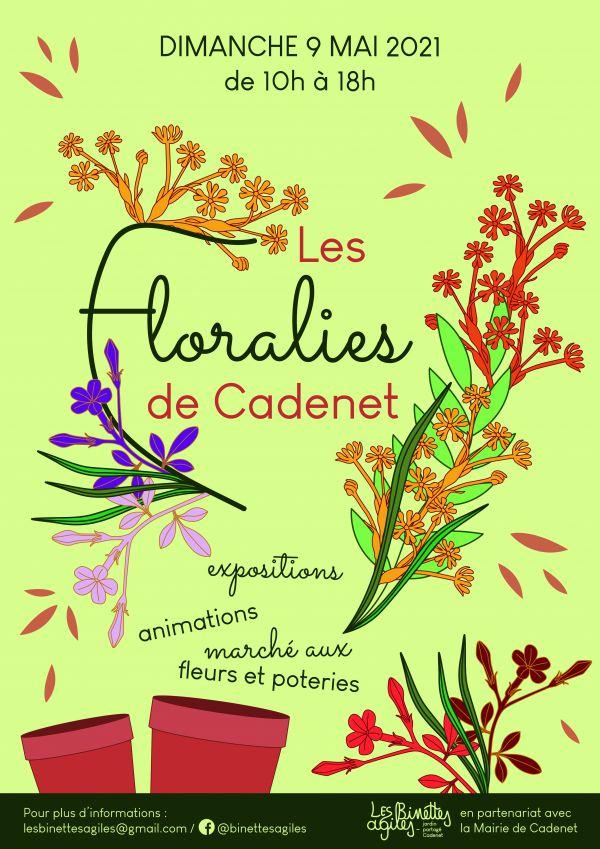 Les Floralies de Cadenet