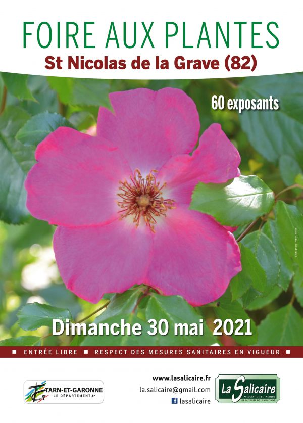 54ème Foire aux plantes rares et de collection
