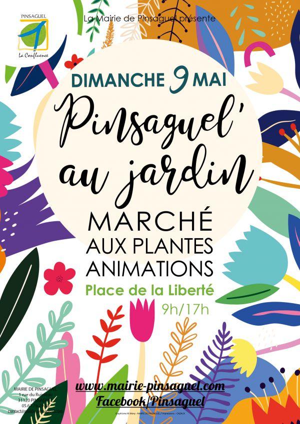 Pinsaguel'Au Jardin