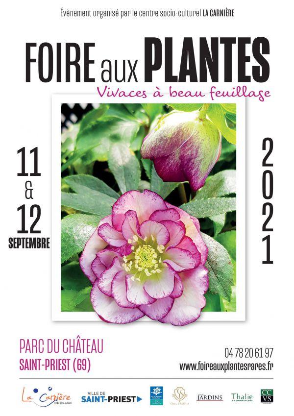 33ème Foire aux Plantes