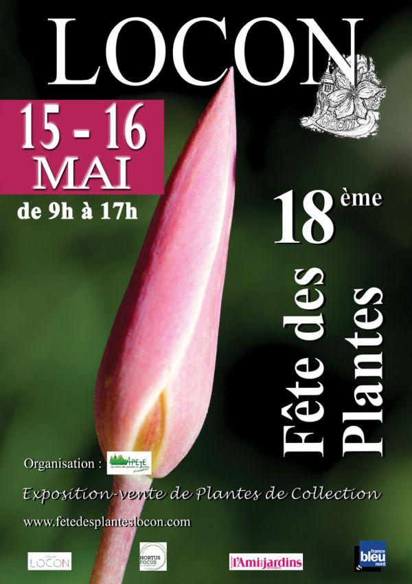 18ème édition de la Fête des Plantes