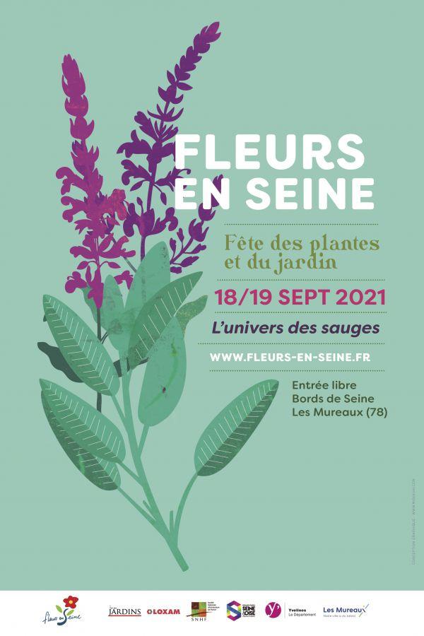 Fleurs en Seine, Fête des plantes et du jardin