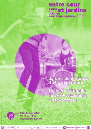 WE#1 Festival Entre cour et jardins 2021
