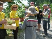 Création d'une association d'échange de graines et de boutures à Moulins sur Allier