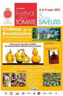 Festival de la TOMATE et des SAVEURS de Montlouis-sur-Loire