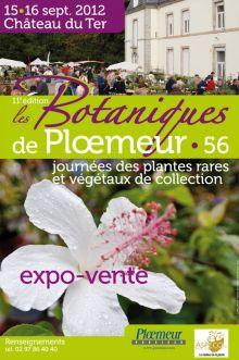 Les Botaniques de Ploemeur 2012