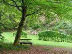 Vue de l'Arboretum de la Sédelle