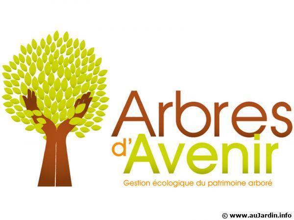 Logo de « Arbres d'Avenir Gestion écologique du patrimoine arboré® »