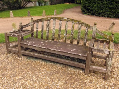 L\'entretien du mobilier de jardin en bois