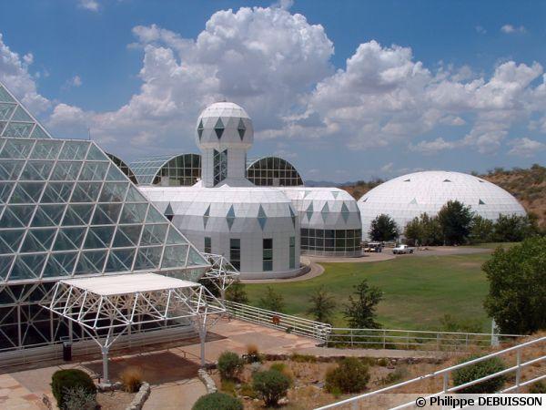 Biosphère 2, un monde en miniature