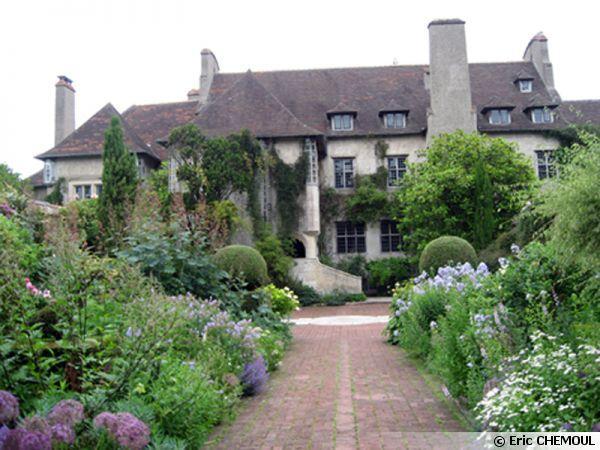 Les jardins du bois des Moutiers (76)
