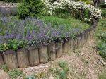 Les bordures de jardin