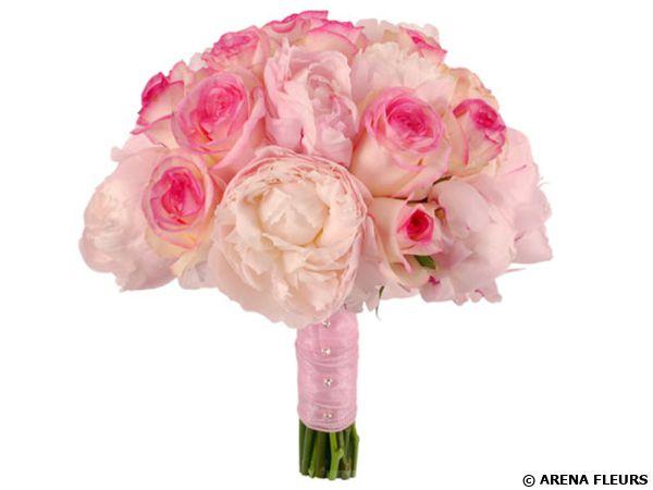 Réalisez un bouquet de Mariée