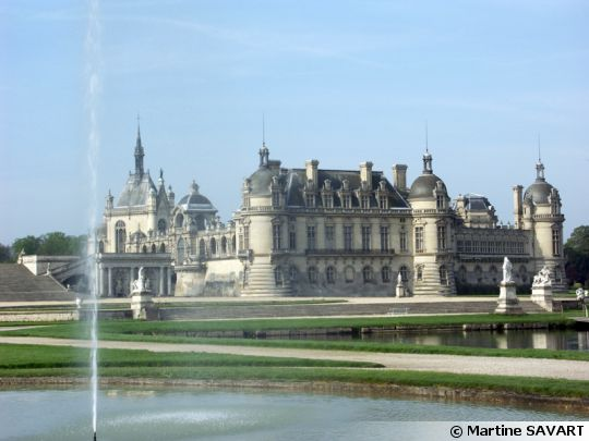 Château de Chantilly Chateau-chantilly-540x405