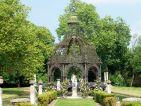 Jardin anglais au Château de Chantilly