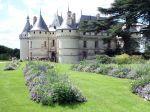 Le parc du château de Chaumont sur Loire (41)