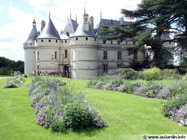 Le Parc Du Chateau De Chaumont Sur Loire 41