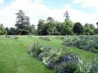Le parc du château de Chaumont sur Loire et ses massifs fleuris