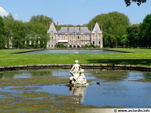 les jardins du ch teau de courances 91 ForLe Jardin Du Maraicher 91