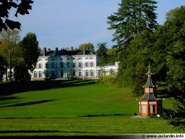 Le parc du ch teau de groussay 78 - Chateau de groussay montfort l amaury ...