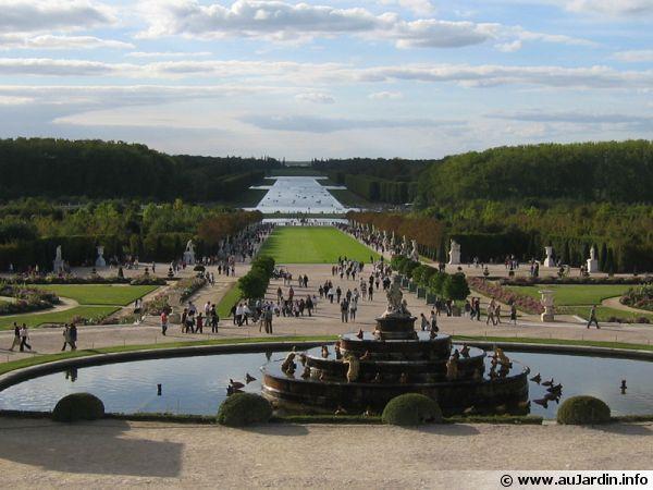 Le jardin du ch teau de versailles 78 - Jardin du chateau de versailles gratuit ...