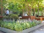 Christian Fournet signe un jardin appelé Nuances, entrée