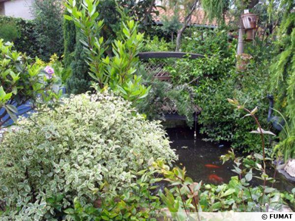 Jardin le clos fleuri à Chabeuil (26)