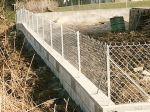 Préparer la pose d'une clôture
