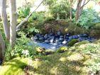 Jardin japonais de Truffaut à Courson 2014, la source