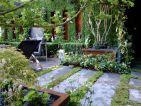 De l'acier dans ce jardin de Didier DANET