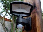 La technologie LED au jardin