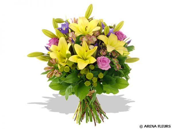 f te des m res composez vous m me un bouquet avec les fleurs du jardin. Black Bedroom Furniture Sets. Home Design Ideas