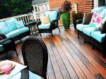 Les terrasses en bois composite