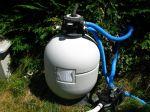 La filtration de la piscine