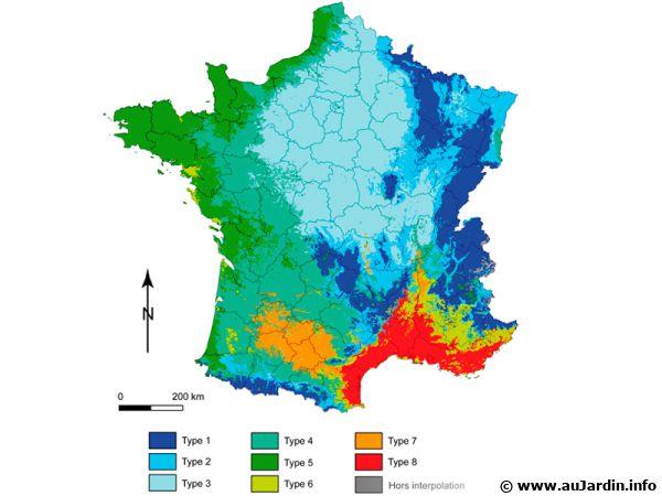 Le climat en France
