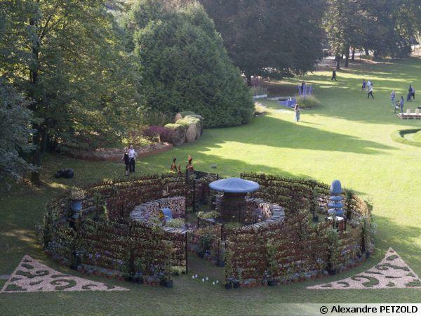 Le Jardin BioLabyrinthus à Orticolario 2014