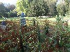 Le Jardin BioLabyrinthus à Orticolario 2014, le labyrinthe