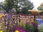 Le Jardin BioLabyrinthus à Orticolario 2014, vue intérieure