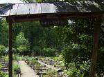 Le jardin botanique médiéval de la chevalerie de Sacé (49)