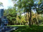 Jardin des Oules, sculpture monumentale de Guy Honoré : Paysage urbain