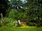 Le Jardin de Kerblouze, entrée