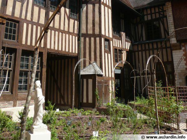 Le jardin de Marie à Troyes