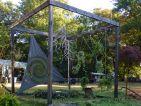 Le Jardin «Très mousse » par Marilyne LEVECQ, le cube noir