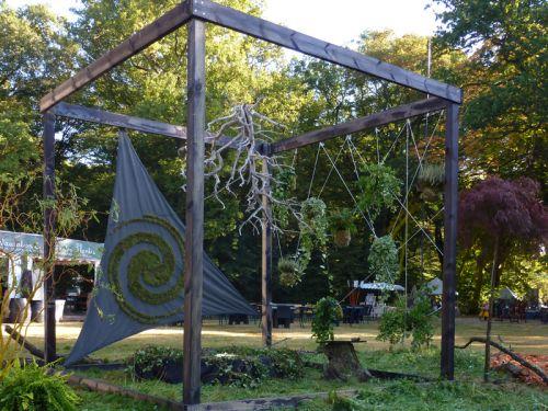 Un jardin tr s mousse par marilyne levecq - Jardin japonais mousse ...