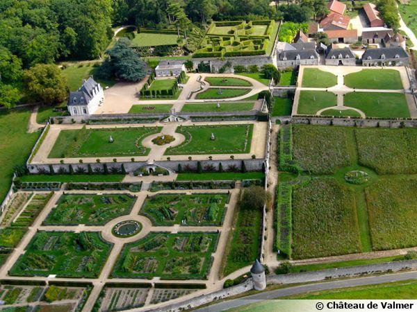 Les jardins du ch�teau de Valmer (37)