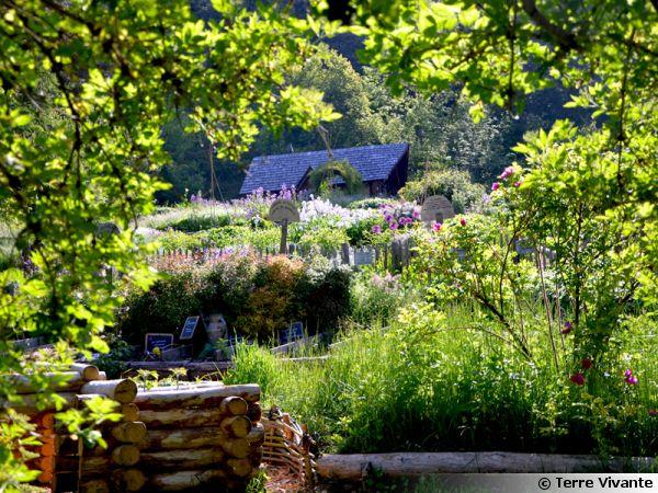 Pour un beau jardin accueillant la biodiversité, utilisez les traitements naturels (Jardins de Terre Vivanate)