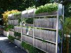 Les jardins de Gally, le Bureau fertile, les classeurs